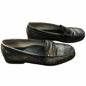 G.H. Bass Weejuns Penny Loafer Burnish 10M Leather